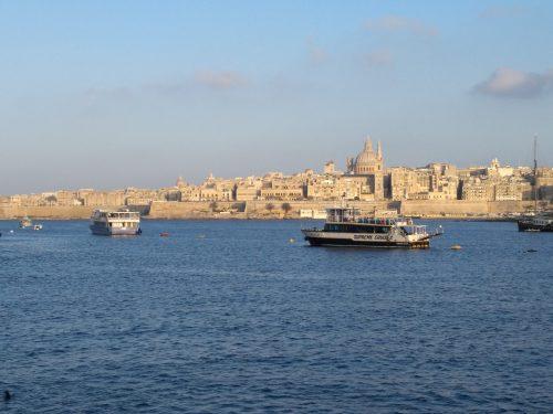 Malta : Maltalingua e il corso, la Valletta e Caravaggio