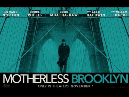 """""""Motherless Brooklyn – I Segreti di una Città"""" ( regia di Edward Norton, 2019) : New York, gli anni '50 e il noir"""