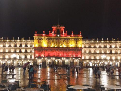 Salamanca : l'Università, le due Cattedrali, l'astronauta e la rana