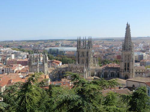 Burgos : la Cattedrale, l'abbazia, le tradizioni spagnole e i pellegrini