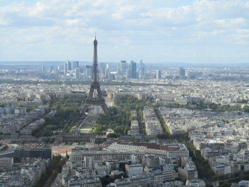 Parigi : Notre Dame, la cena sul battello, Montmartre, la Gioconda e la Promenade Plantée