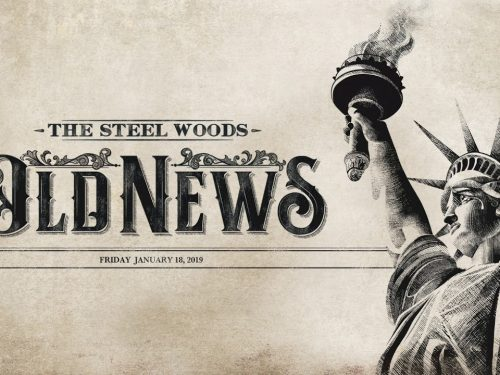 """""""Old News"""" – The Steel Woods (2019) [english]"""
