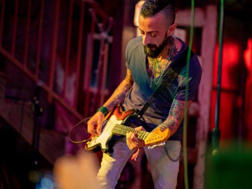 """An Italian rocker in Texas: interview with Emanuele Pistucchia"" [english]"