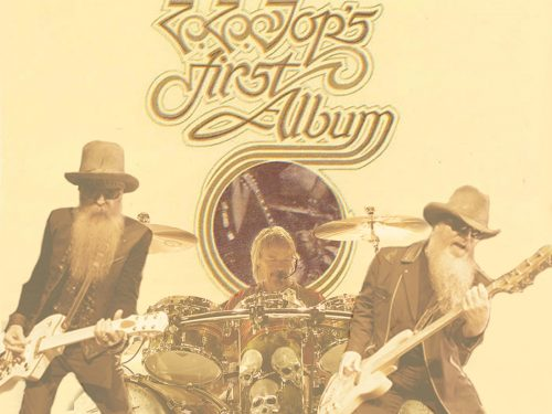 """ZZ Top First's Album"" – ZZ Top (1971) [english]"