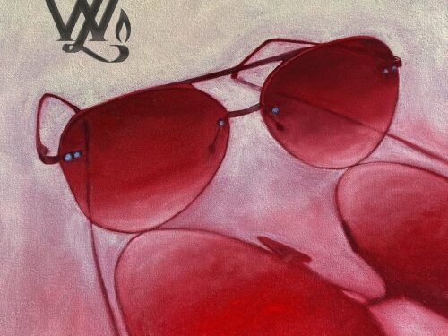 """""""Rose Colored Glasses"""" – Wight Lighters (2021)"""