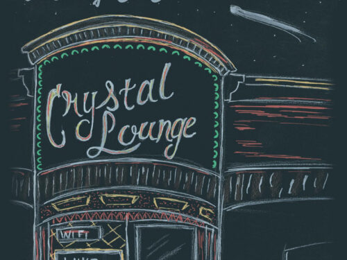 """One Night at The Crystal Lounge"" – Luke Hendrickson (2020)"